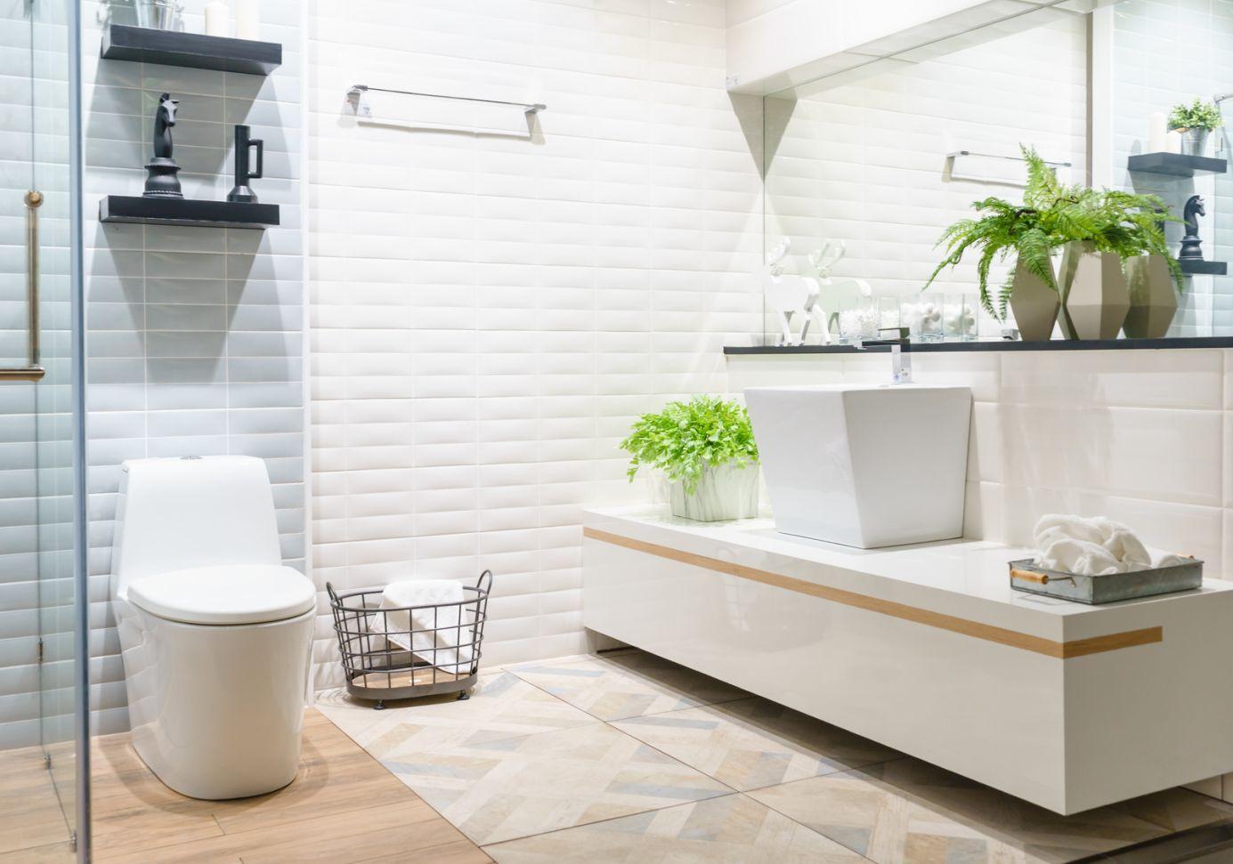 Comment Aménager Une Petite Salle De Bain Logéhome - Comment amenager une salle de bain