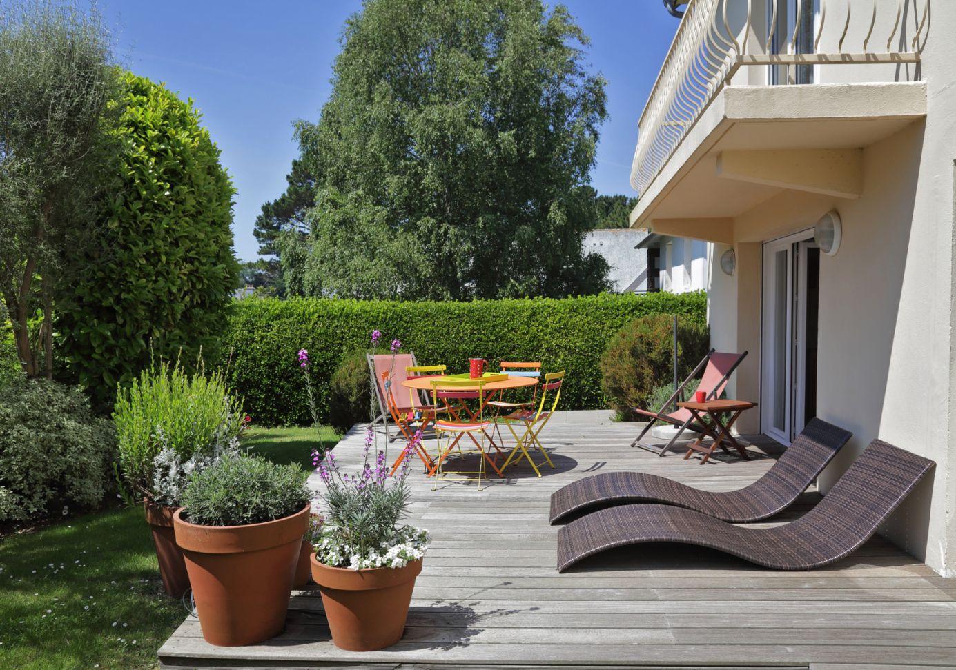 Conseils pour bien aménager sa terrasse - - Logéhome